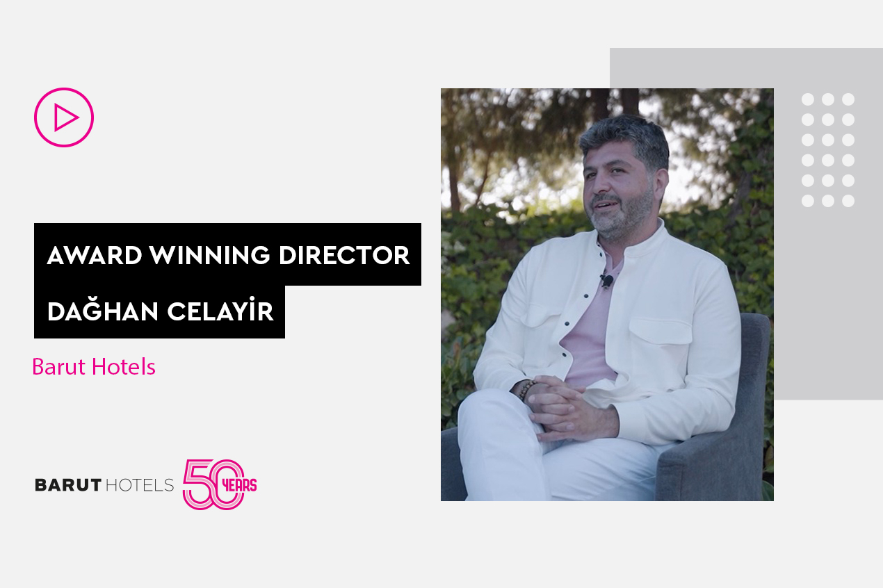 50th Anniversary Interview with Award-Winning Director Dağhan Celayir