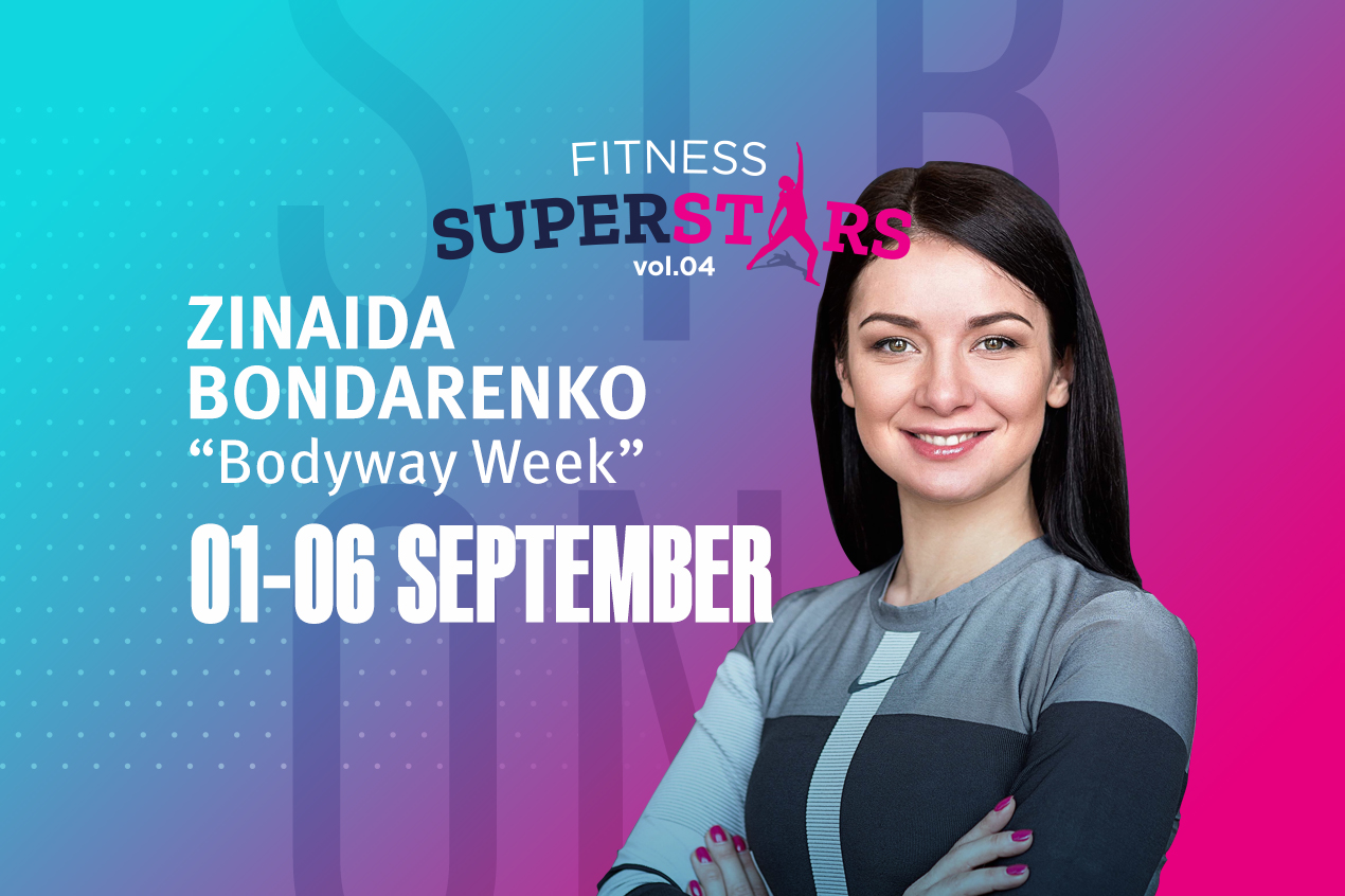 Fitness Superstars continue with Bodyway Week!
