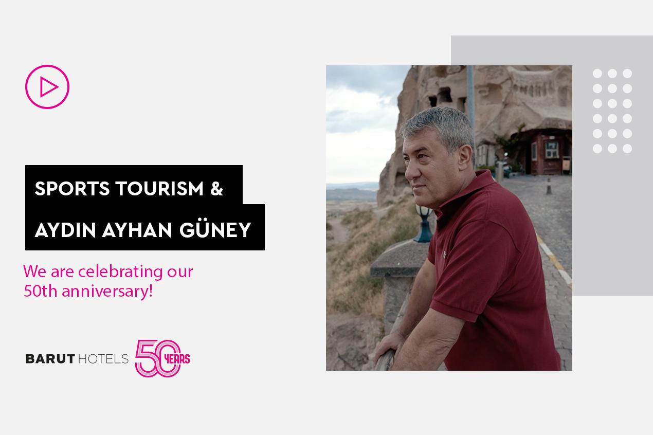 50th Anniversary Interview with Tourism Specialist Aydın Ayhan Güney
