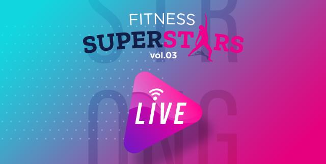 Fitness Super Stars Live @ Instagram
