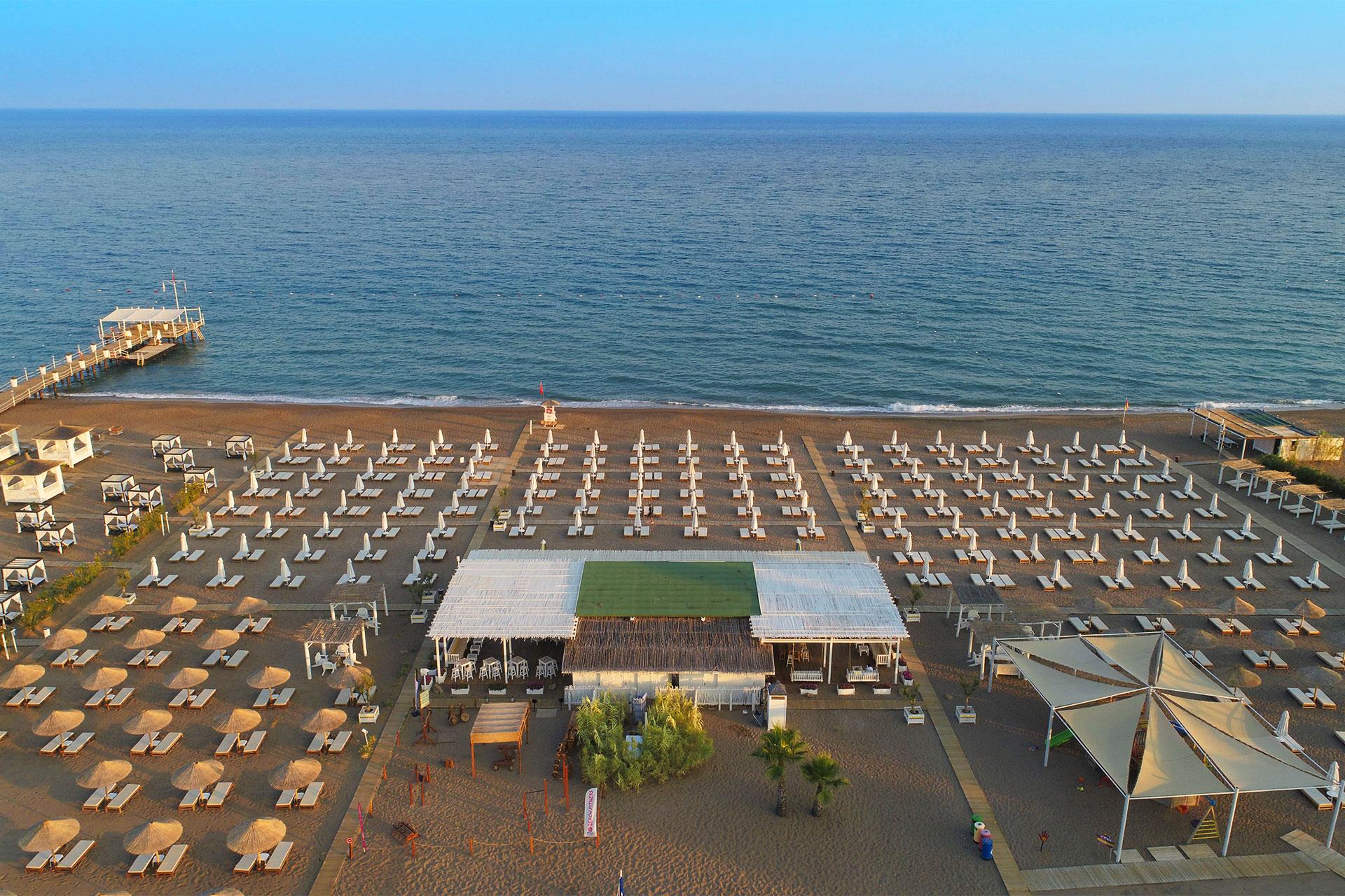 Бассейны И Пляж Lara Barut Collection - Antalya Otelleri - Herşey Dahil  Oteller