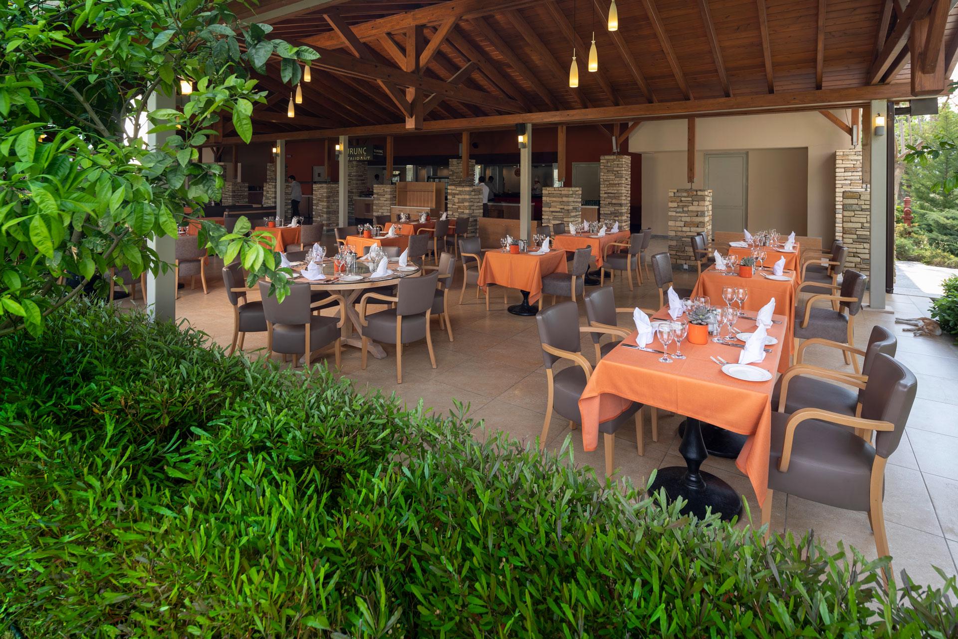 Turunç All-Day Dining À La Carte Restaurant